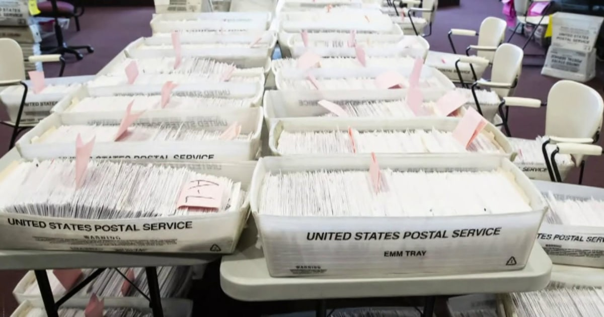 New ruling in Pennsylvania could leave some mail-in ballots uncounted