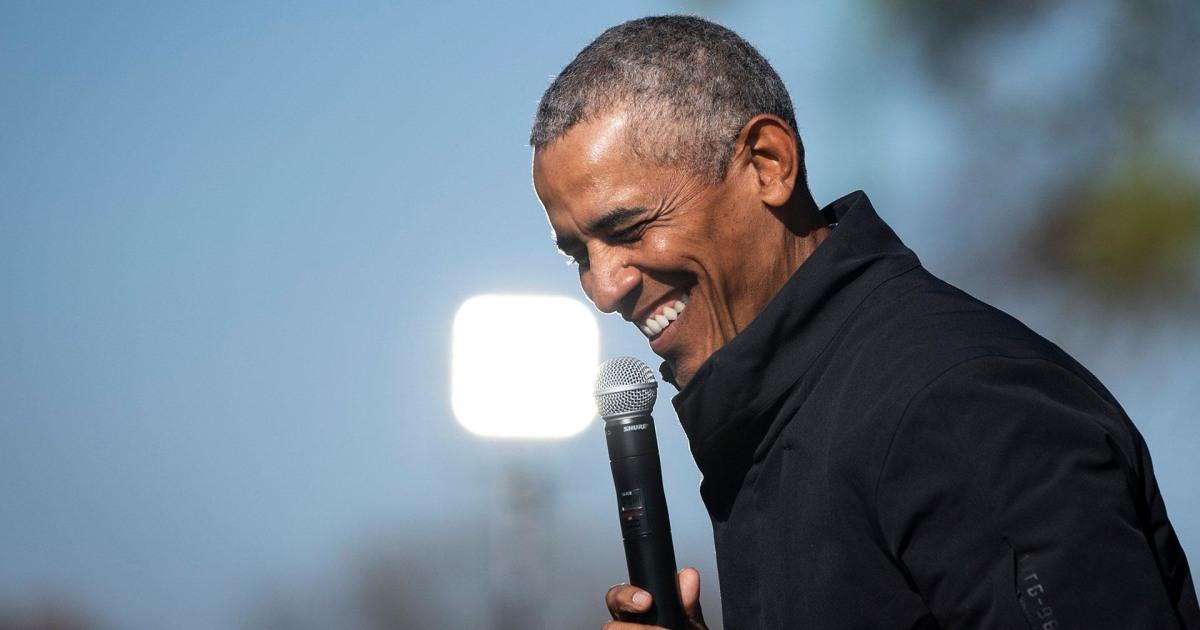 Obama slams Trump for coronavirus response, says Trump still 'worried' about crowd size