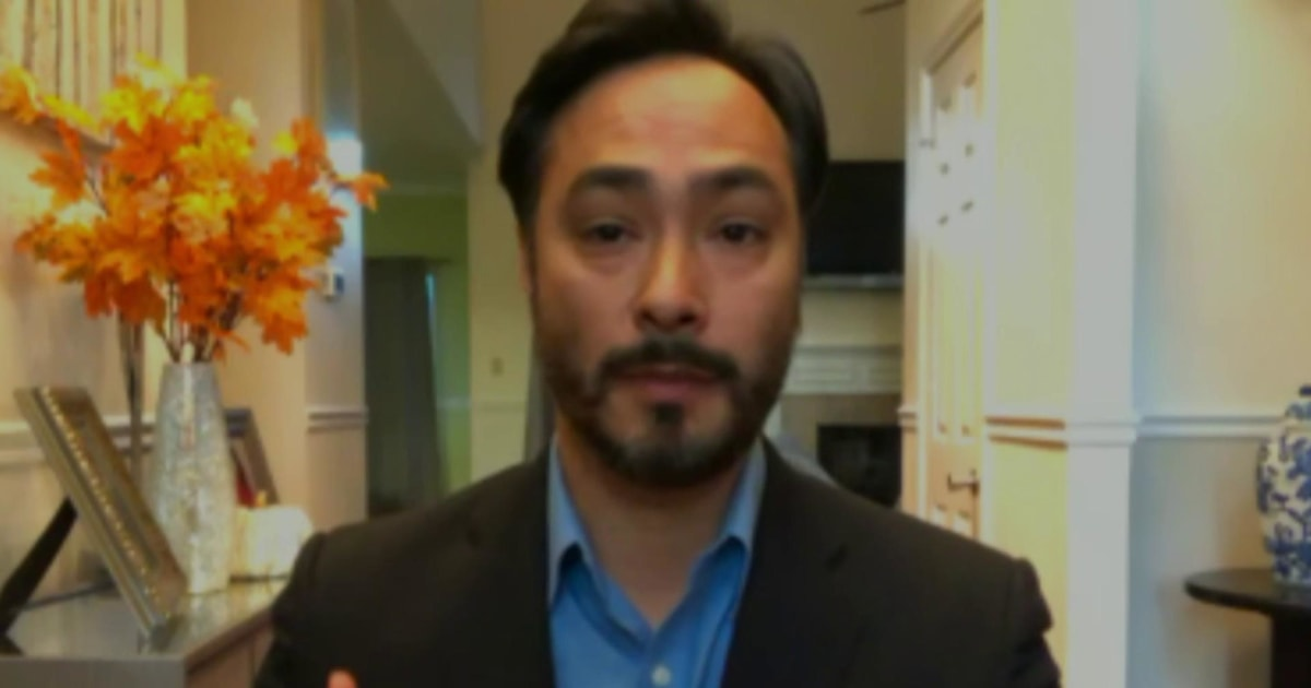 Rep. Joaquin Castro on Trump as a national security threat