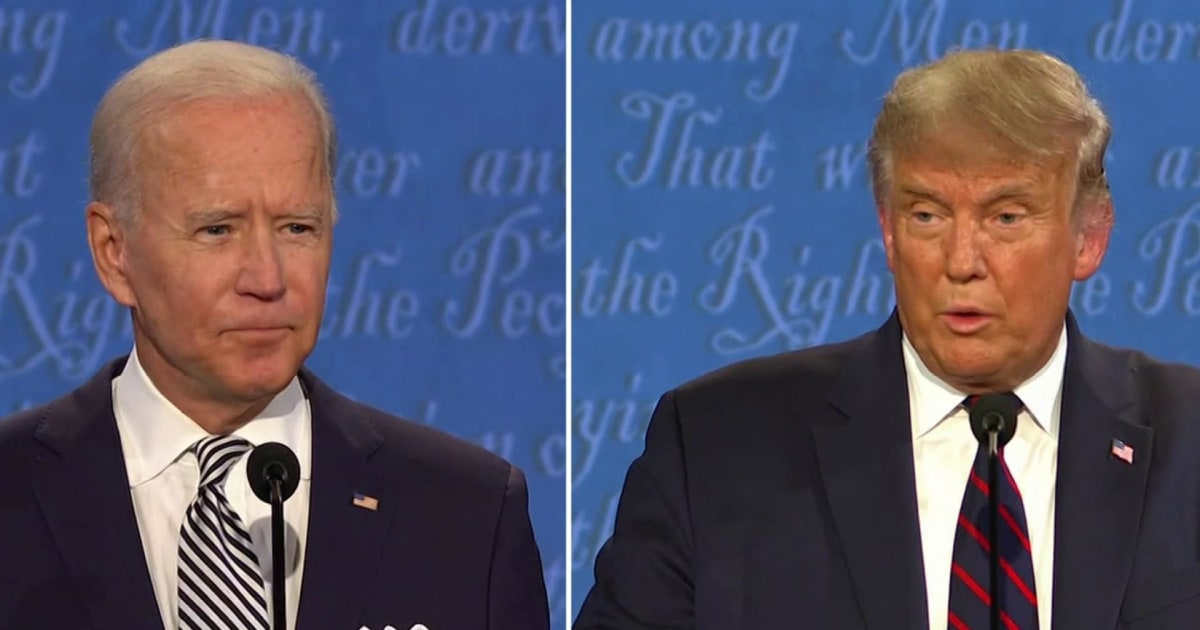 Biden should 'prepare for a bunch of different Trumps:' Previewing the final presidential debate