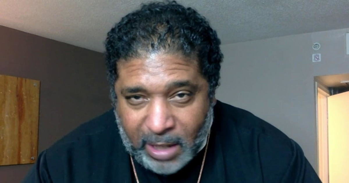 Rev. Barber: Democracy is 'being hijacked in front of our faces with no shame'