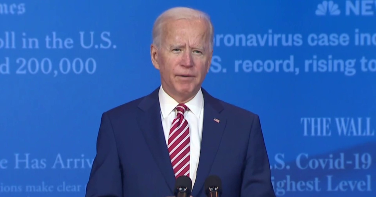 'He apologized': Biden acknowledges Obama Admin. 'made a mistake' in immigration policy