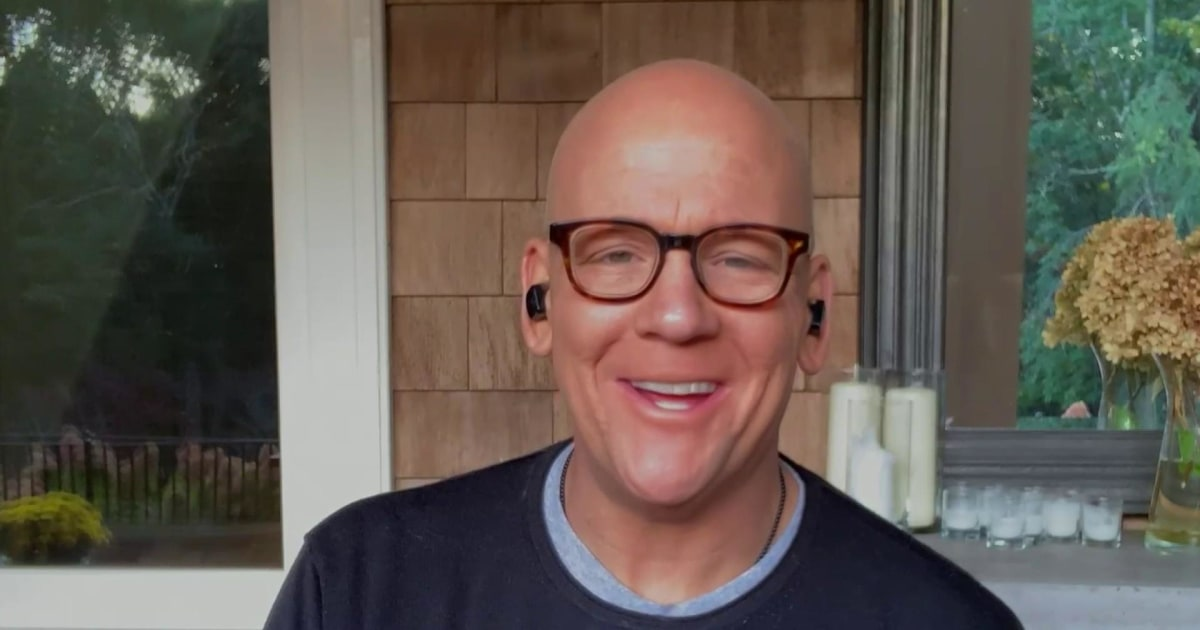 John Heilemann: Trump 'engaged in incitement to domestic terrorism' with comments about MI governor