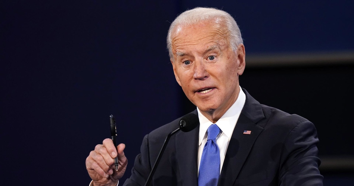Biden claims there was nothing unethical about Hunter's work in Ukraine