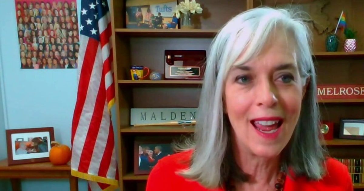`We are talking about lives,` congresswoman says on...