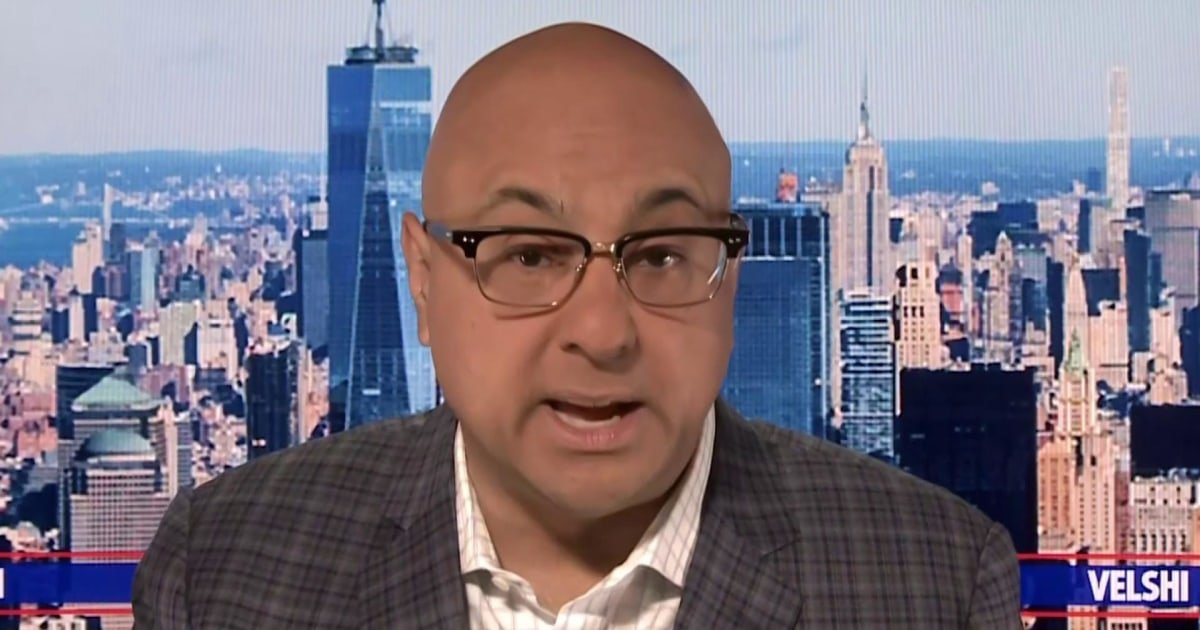 Ali Velshi: `The United States is the richest country...