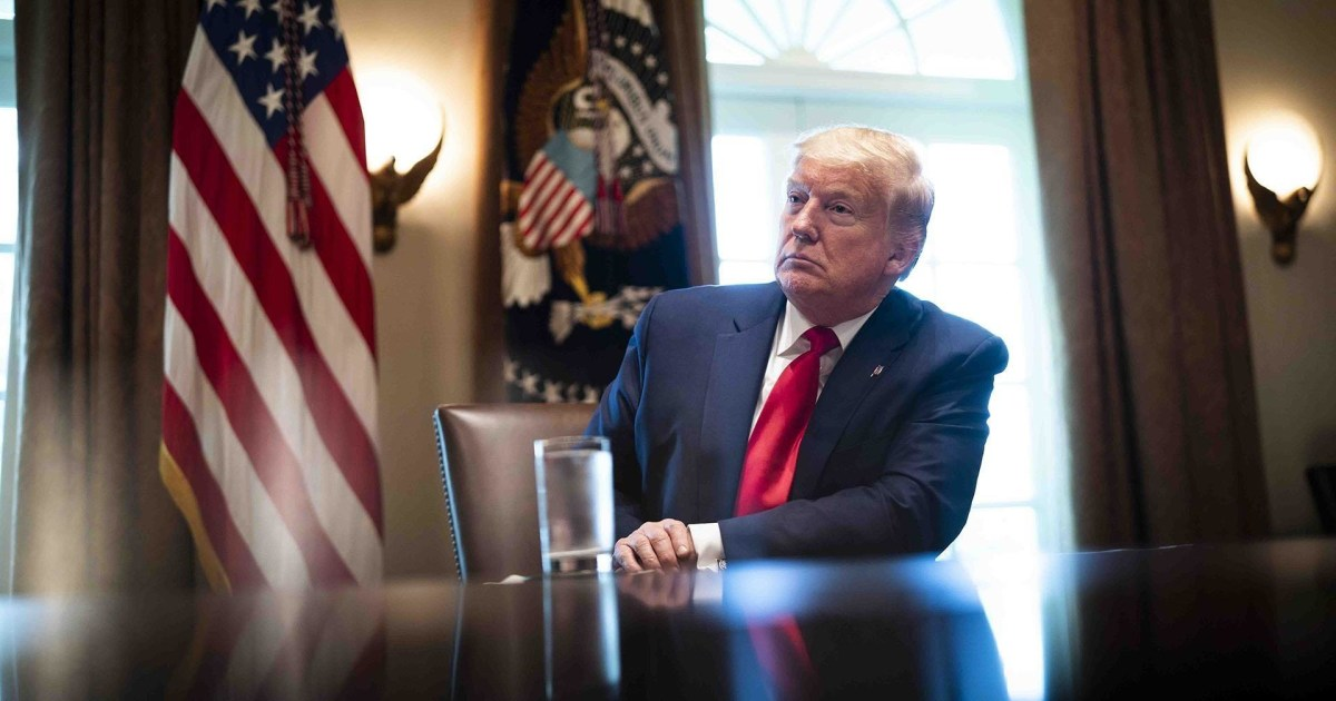 Trump maintains baseless claims of voter fraud in...