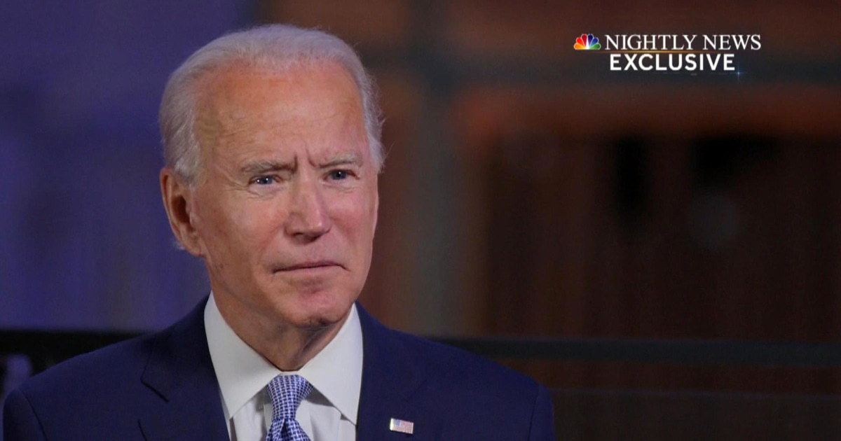 Biden says transition communication from White House 'has been sincere'