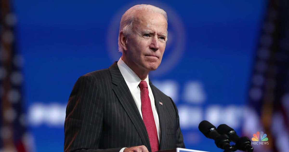 Biden names key Cabinet and national security picks