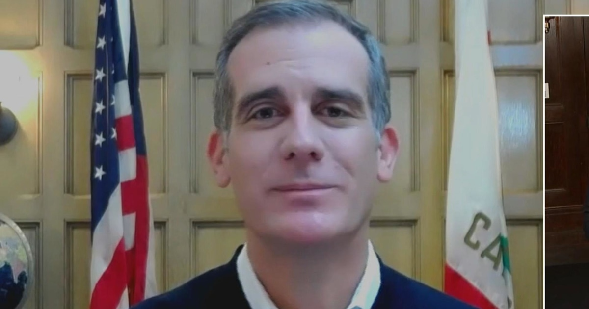 L.A. Mayor Garcetti in quarantine after daughter's Covid diagnosis