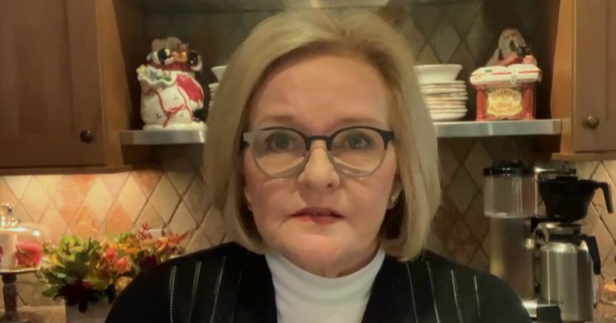 Fmr. Sen. McCaskill thinks it's ironic that Republicans might not confirm a Biden cabinet official because of her 'mean tweets '
