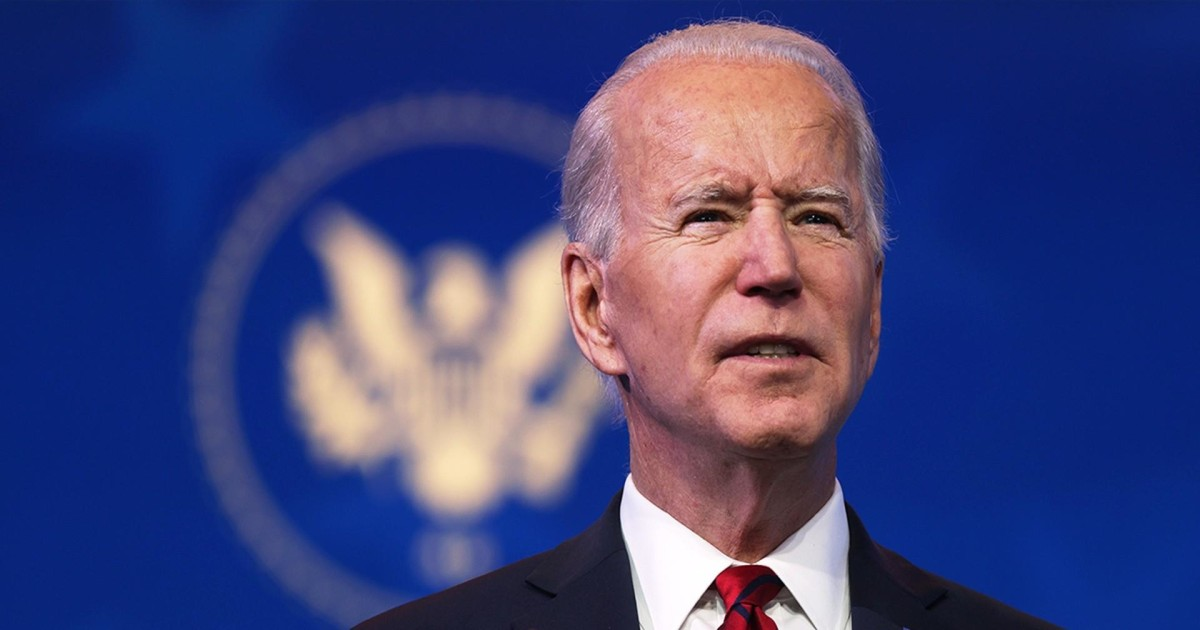 Biden chief of staff releases plan for first 10 days in office