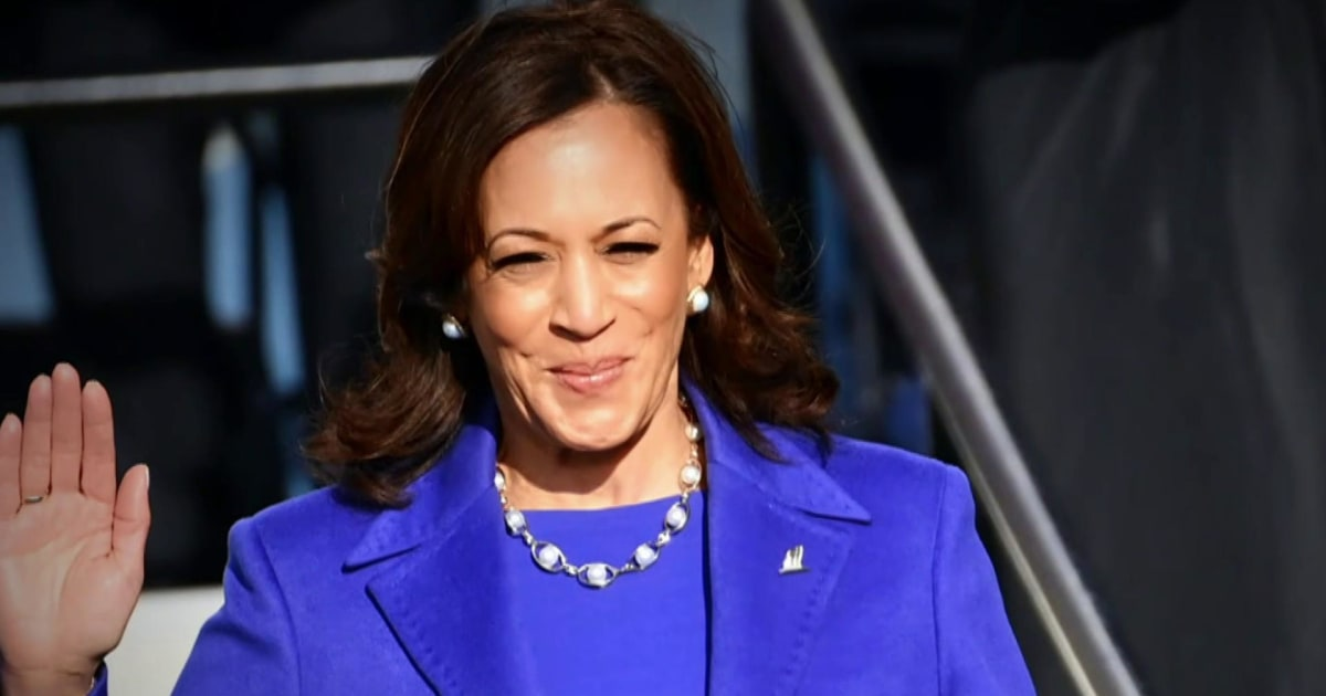 Women across U.S. react as Harris makes history as vice president thumbnail