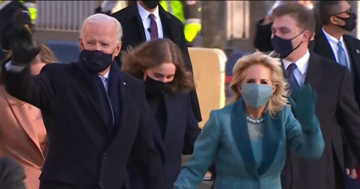 World leaders react to Biden's inauguration thumbnail