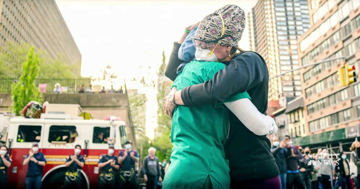 Health care heroes shares their New Year's wishes thumbnail