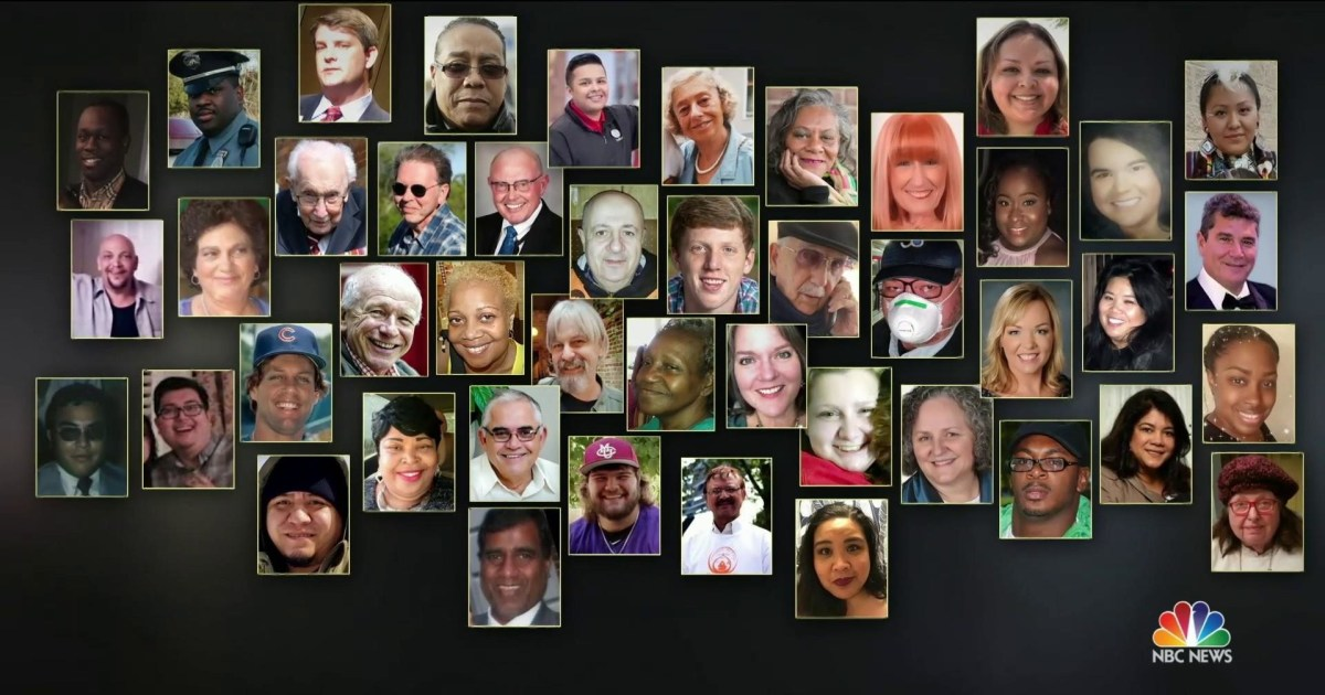 In their own words: U.S. Covid-19 death toll hits 500,000 thumbnail