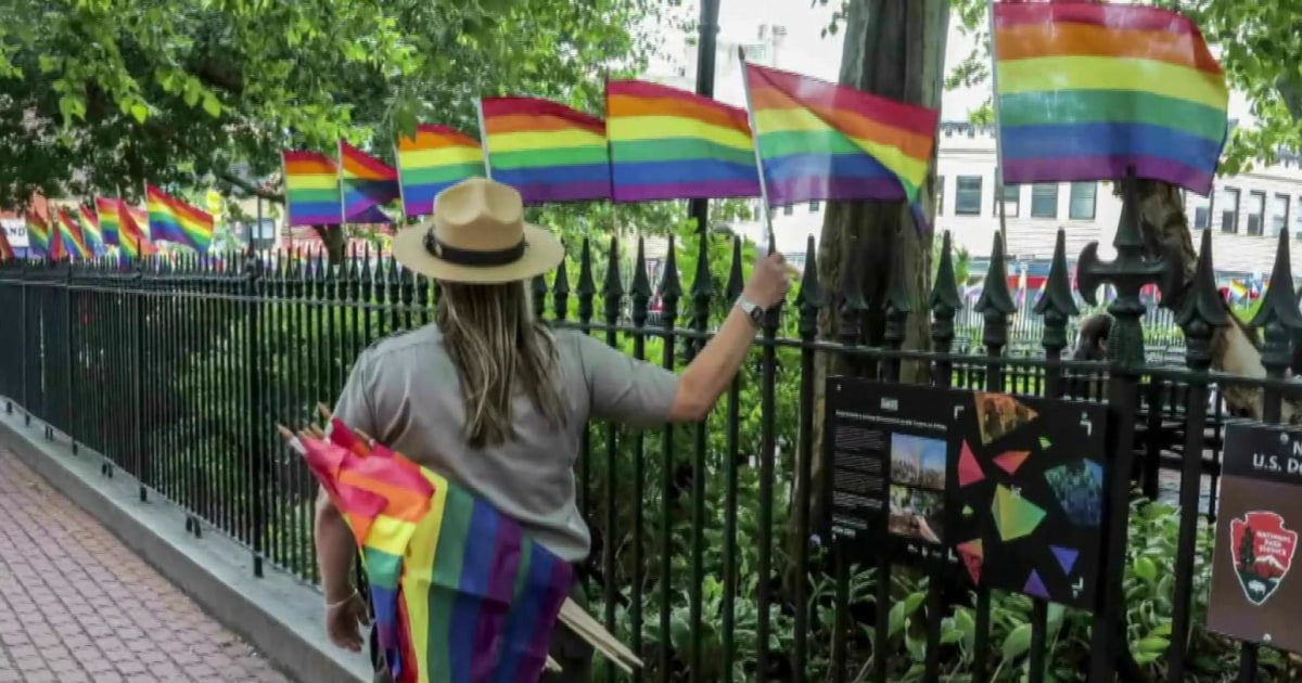 Rep. Cicilline on support for LGBTQ rights: 'It's time for Congress to catch up' thumbnail