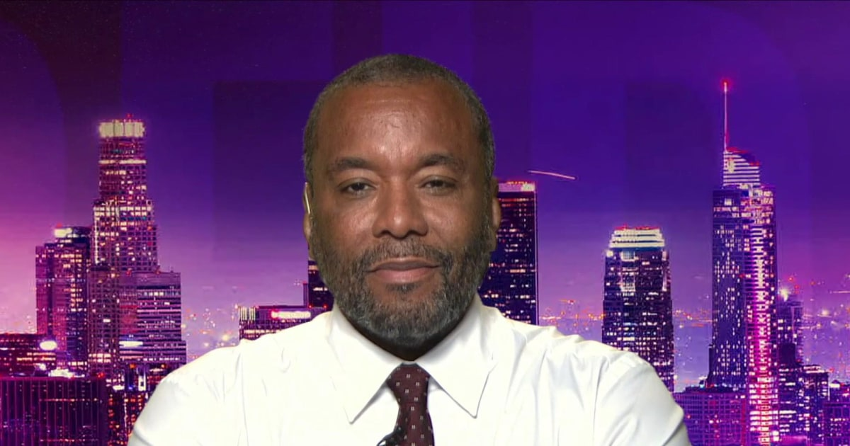 Lee Daniels joins The ReidOut for 'The United States Vs. Billie Holliday'