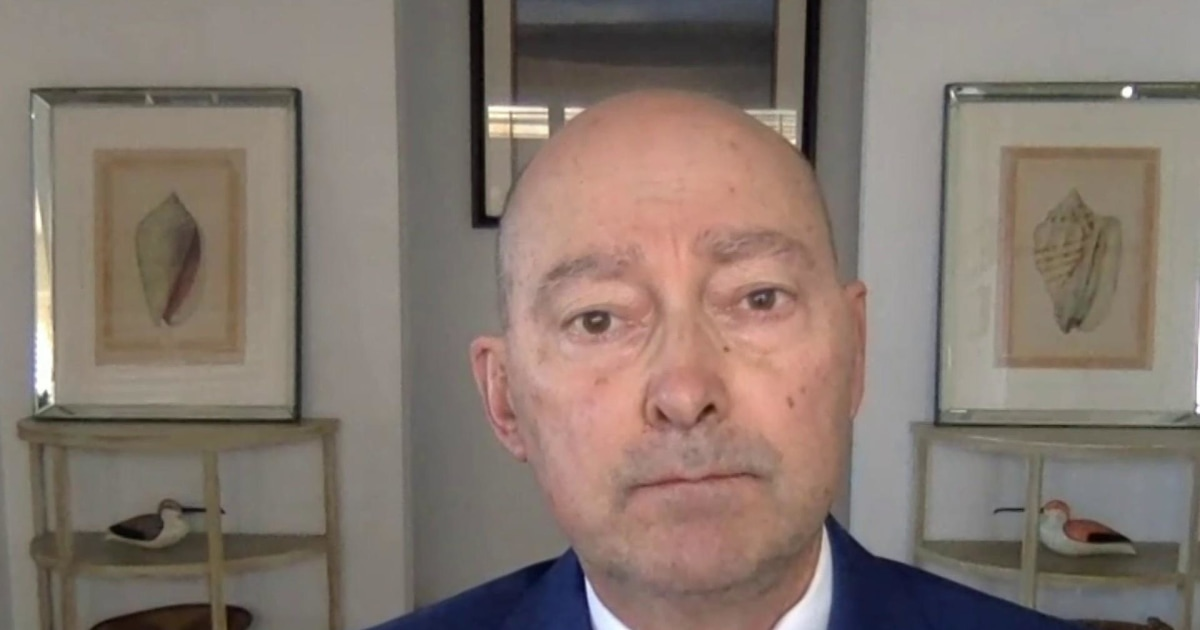 'Amateur hour is over' says Admiral James Stavridis