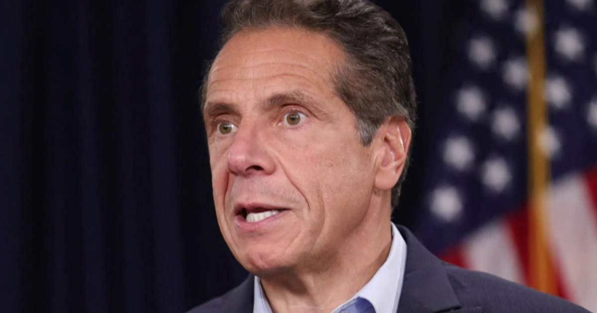 Cuomo: Resigning amid sexual harassment allegations would be 'anti-democratic'