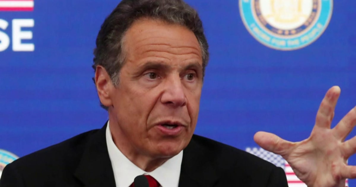 State lawmakers urge NY Gov. Cuomo to resign