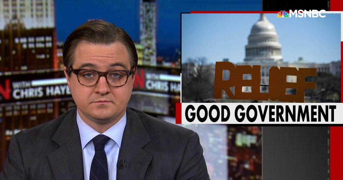 All In with Chris Hayes cover image