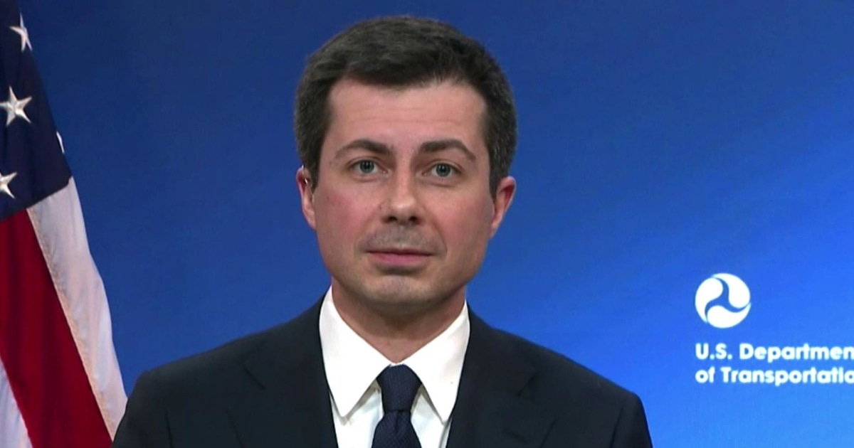 Secy. Pete Buttigieg: If we don't fix transit systems 'people are cut off from opportunity'