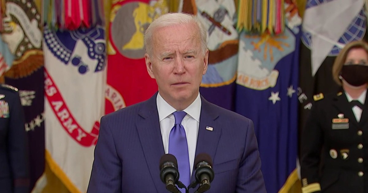 Pres. Biden celebrates International Women's Day by nominating two female generals as 4-star combatant commanders