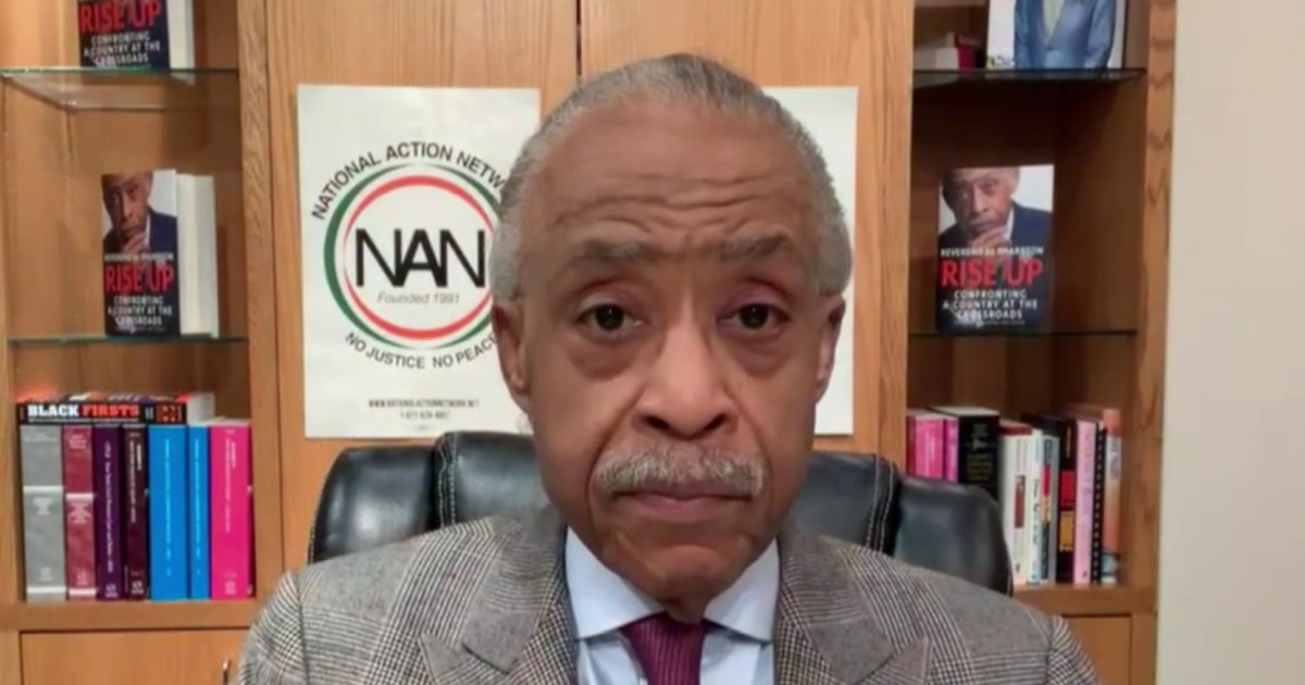 Rev. Sharpton: The way Chauvin killed George Floyd 'takes a lot of hate and venom and intent'