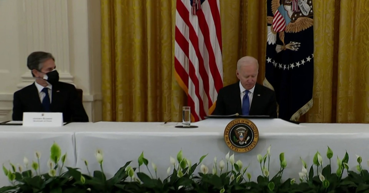 Trump's reality show is over: Biden Cabinet 'looks like America'