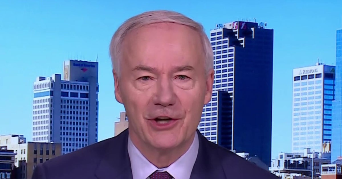 Arkansas Gov. defends veto of transgender bill, says it was 'over broad, extreme'