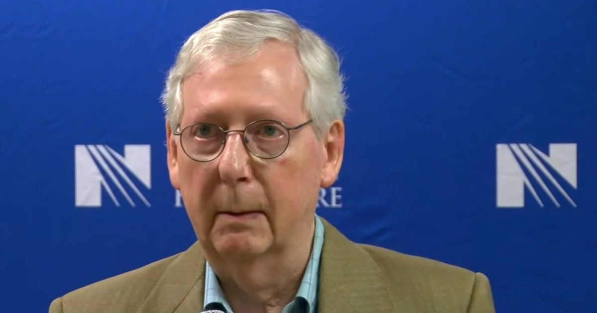 GOP's McConnell implodes over 'woke' companies & Jim Crow law
