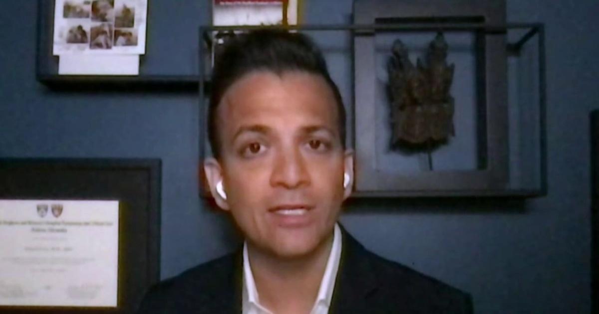 Dr. Gupta: Embarrassing to see Rep. Jordan's behavior toward Dr. Fauci