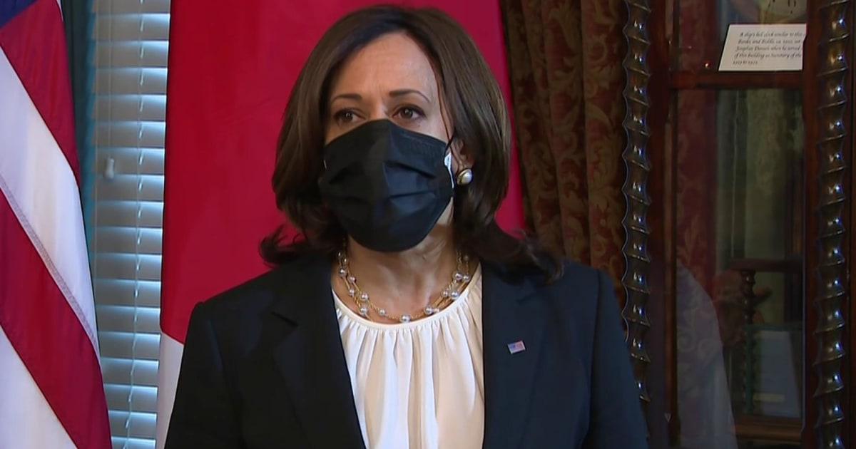 'This violence must end': Harris addresses shooting in Indianapolis