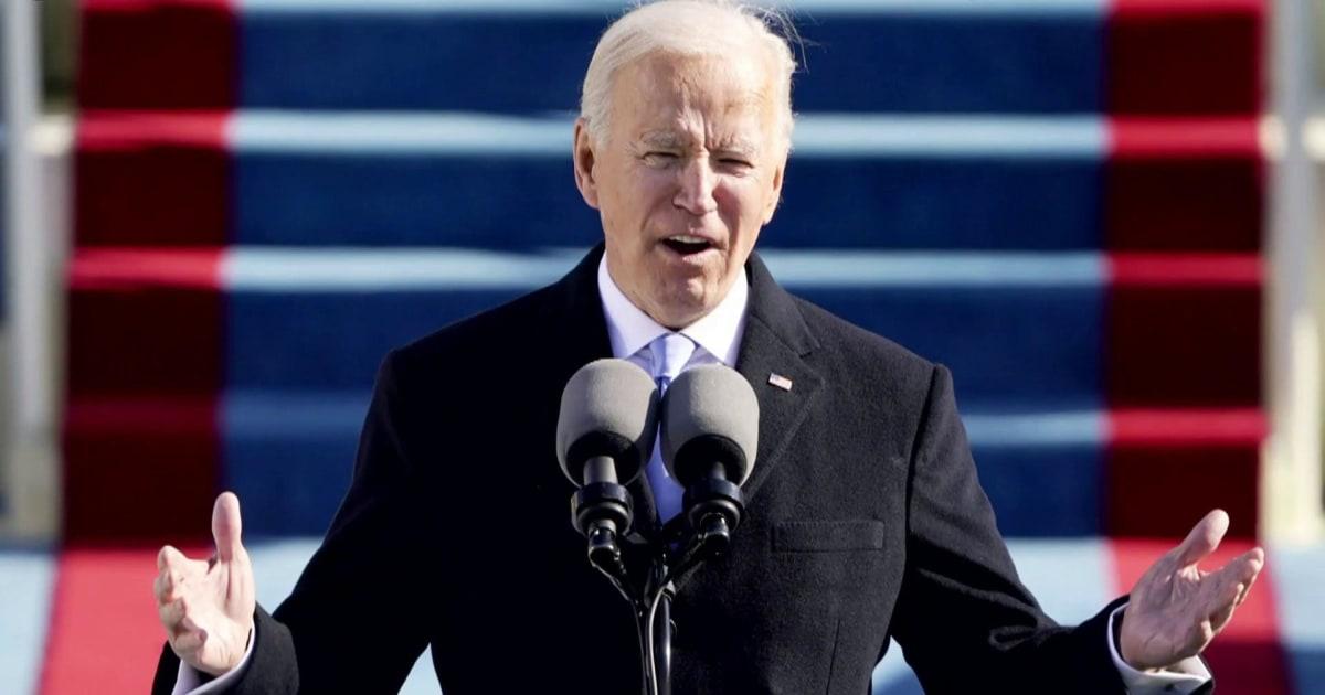 'Self-sabotage': GOP flails post-Trump while Biden's popularity soars