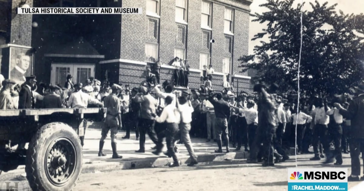 Remembering the Tulsa race massacre as the 100th anniversary approaches