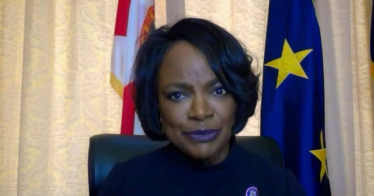 Rep. Demings on exchange: Let's stop playing these political games