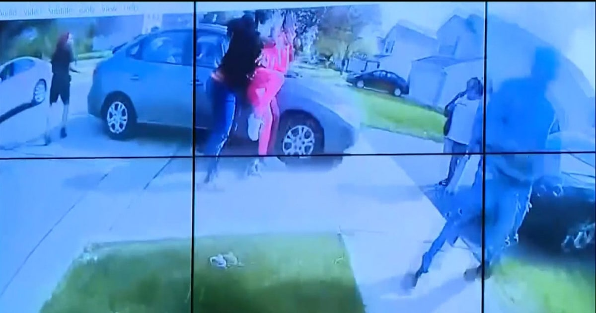 Police body cam video shows shooting of Black teen in Columbus, Ohio
