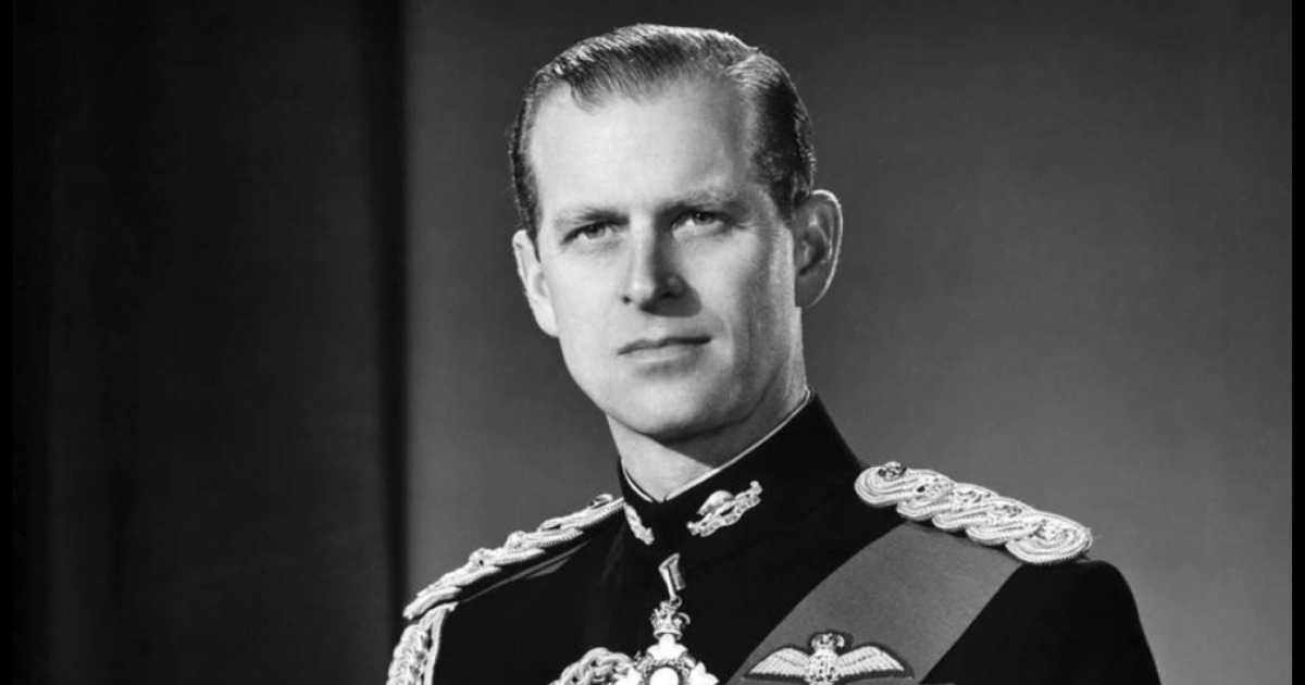 Prince Philip was once mistaken for Winston Churchill