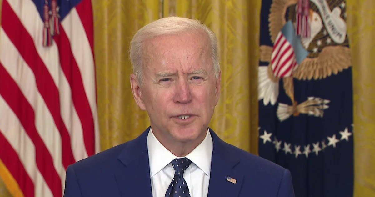 Biden administration sanctions Russia over hacking, election interference