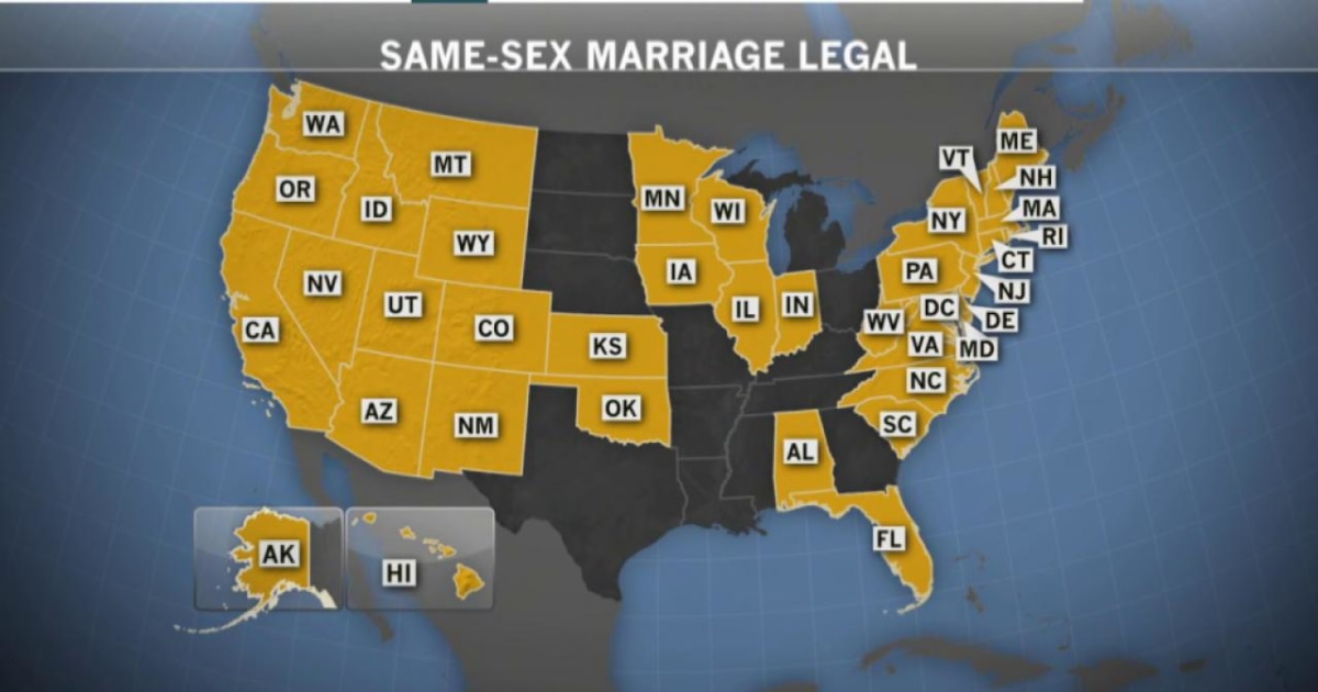 Acceptance Of Gay Marriage Growing In State