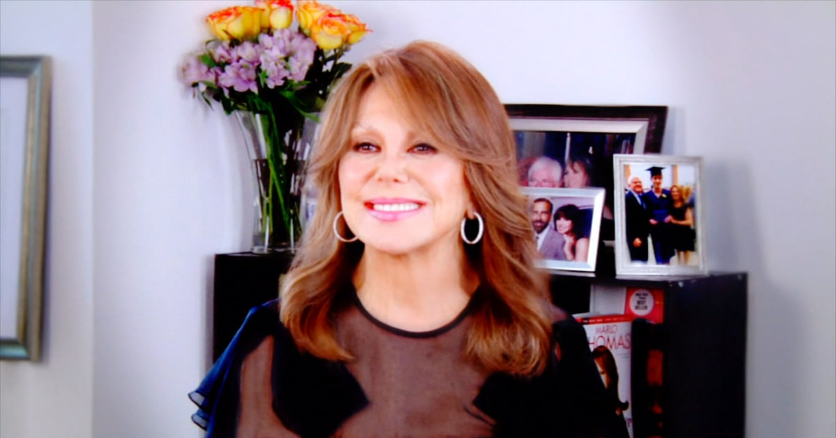 Marlo Thomas: Medal of Freedom represents 'an accumulation ...