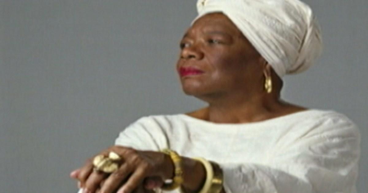 Maya Angelou, poet and novelist, dies at 86