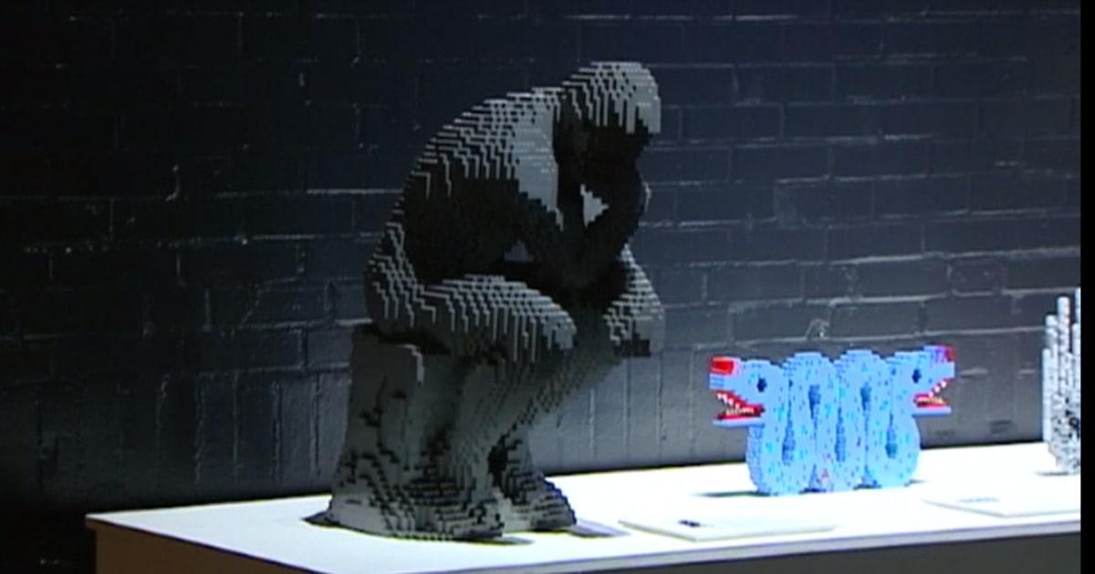 Art of the Brick: The World's Largest Lego Art Exhibit