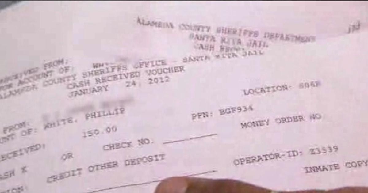 Lockup Oakland: Commissary