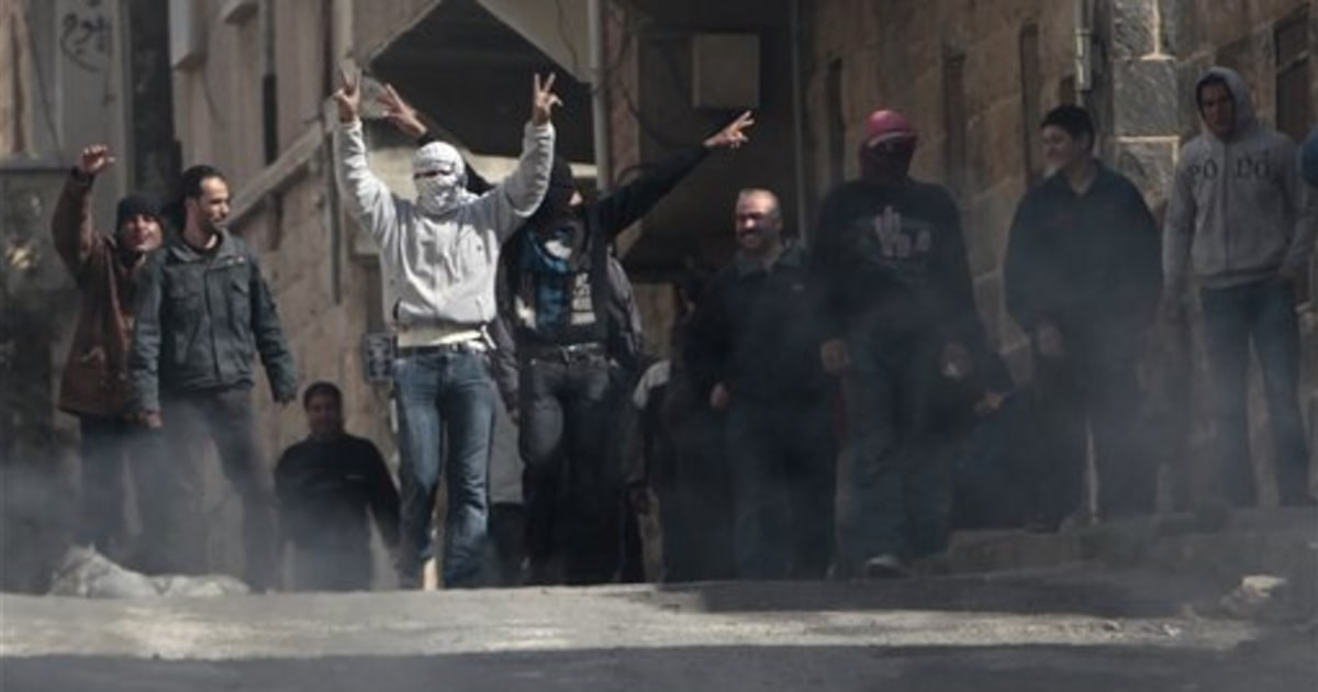 15 Dead In New Clashes In Southern Syria City