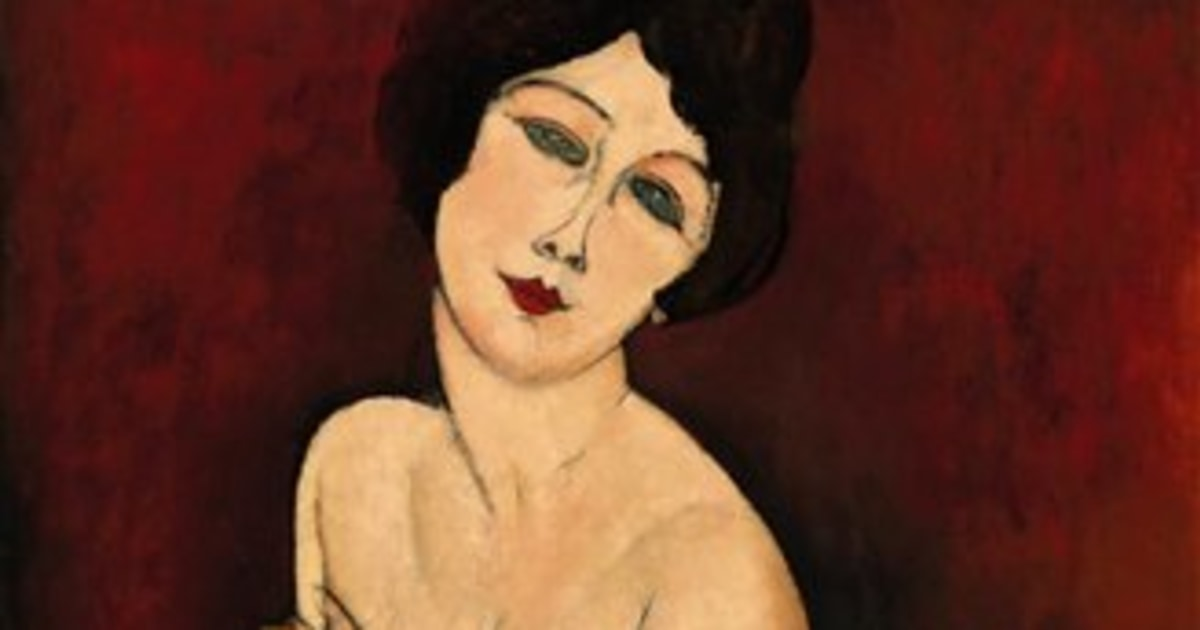 Modigliani nude painting fetches record $170.4M in NY