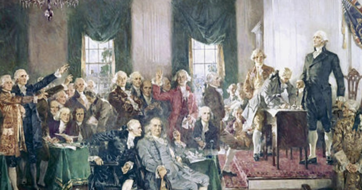 'Constitutions are fragile pieces of paper,' says author and historian