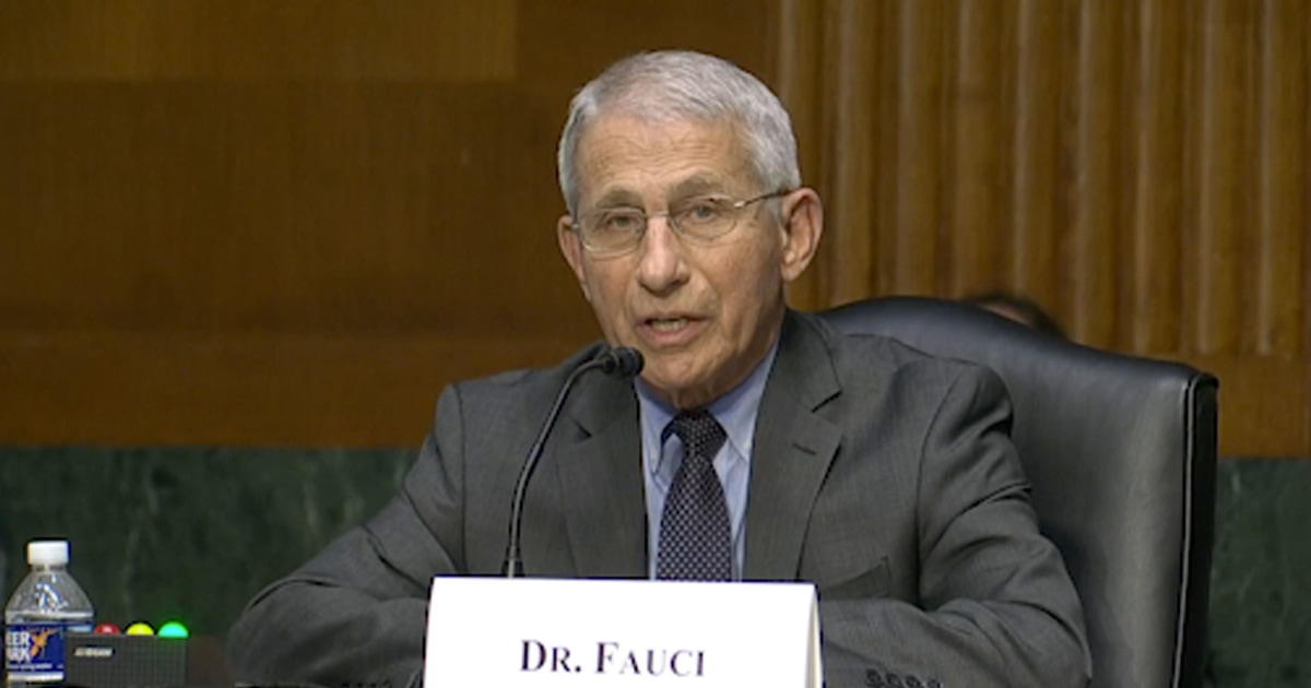 Dr. Fauci clashes with Sen. Paul over Wuhan lab, gain-of-function research