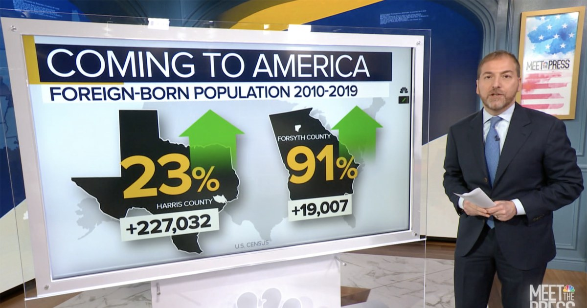 To build a community: How immigrants affect voting patterns